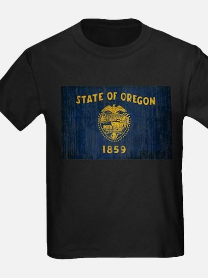 Oregon Flag T