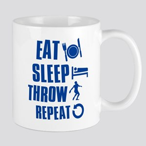 Eat Sleep Throw Discus Mug