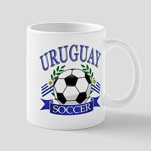 Uruguay Soccer designs Mug