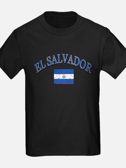 El Salvador Soccer designs T