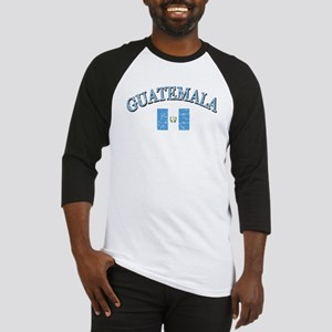 Guatemala Soccer designs Baseball Jersey