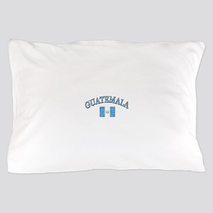 Guatemala Soccer designs Pillow Case