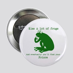 frog Prince Button
