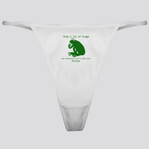 Frog Prince Classic Thong