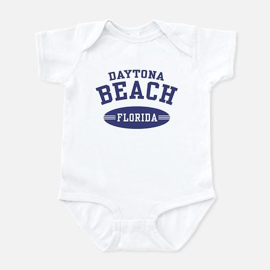 Daytona Beach Florida Infant Creeper