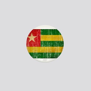 Togo Flag Mini Button