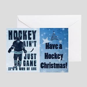 Hockey Way of Life Greeting Cards (Pk of 20)