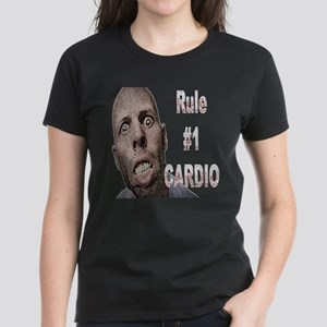 Zombie Cardio Women's Dark T-Shirt
