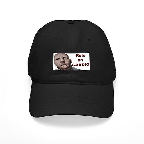Zombie Cardio Black Cap