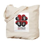 Great Ape Heart Project - GAHP Tote Bag