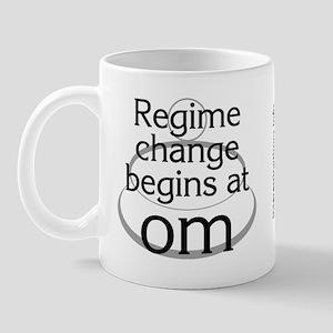 regime change Mug
