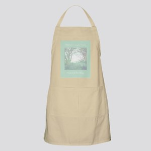 Peace Is The Way BBQ Apron