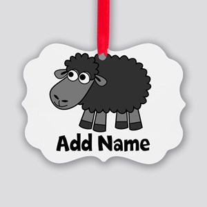 Add Name - Farm Animals Picture Ornament