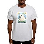 Moluccan Cockatoo Ash Grey T-Shirt