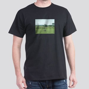 Unplanned landing Dark T-Shirt
