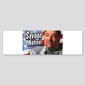 Savage Sticker (Bumper)