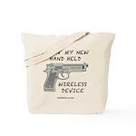 Wireless Device Tote Bag