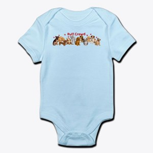 Ruff Crowd Infant Bodysuit