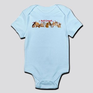 Ruff Crowd Infant Bodysuit