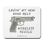 Wireless Device Mousepad