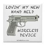 Wireless Device Tile Coaster