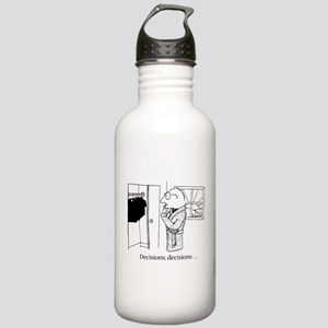 Decisions Stainless Water Bottle 1.0L