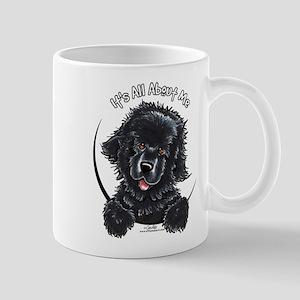 Black Newfie IAAM Mug