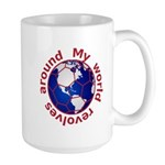 Football Soccer Large Mug
