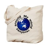 Football Soccer Tote Bag