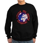 Football Soccer Sweatshirt (dark)