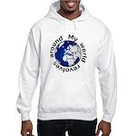 Football Soccer Hooded Sweatshirt