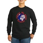 Football Soccer Long Sleeve Dark T-Shirt