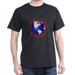 Football Soccer Dark T-Shirt