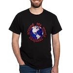 Football Soccer Dark T-Shirt
