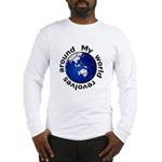 Football Soccer Long Sleeve T-Shirt