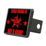 Stave Diving Is Not a Crime Hitch Cover