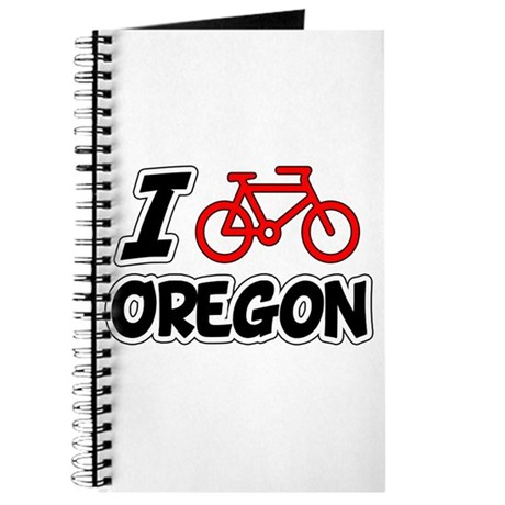 I Love Cycling Oregon Journal