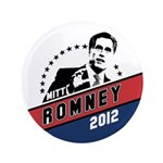 "Romney 2012 3.5"" Button (100 pack)"