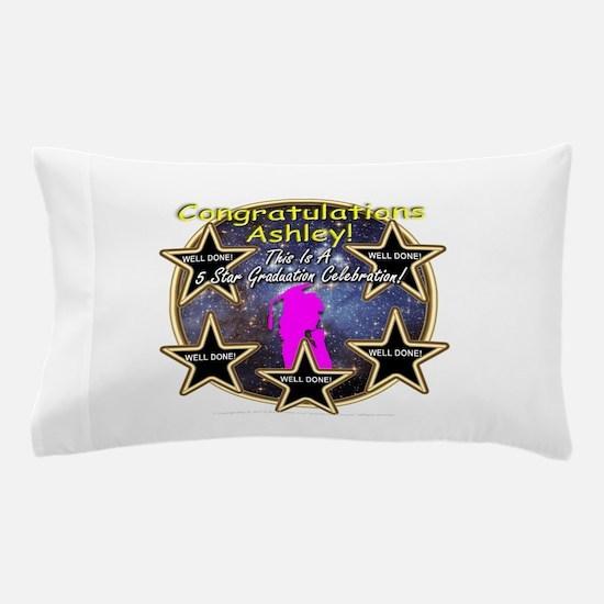 Grad Girls Ashley: 0002 Pillow Case
