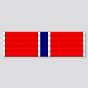 Bronze Star Medal Sticker (Bumper)
