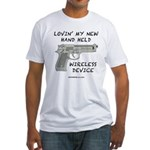 Wireless Device Fitted T-Shirt