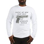 Wireless Device Long Sleeve T-Shirt