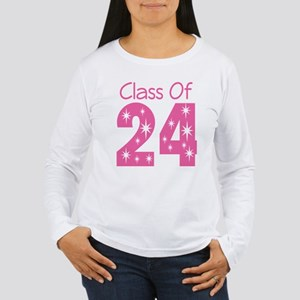 Class of 2024 Gift Women's Long Sleeve T-Shirt