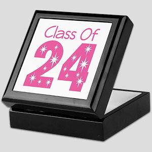Class of 2024 Gift Keepsake Box