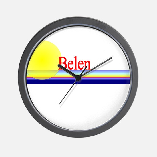 Belen Wall Clock