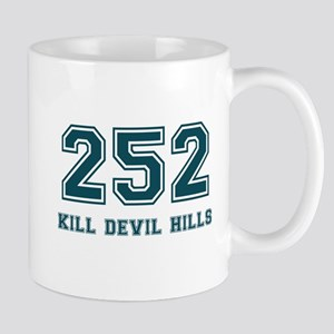 Kill Devil Hills Area Code Mug