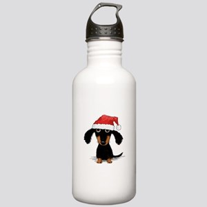 Doxie Clause Stainless Water Bottle 1.0L