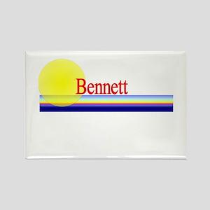 Bennett Rectangle Magnet