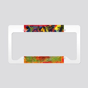 tree_of_life License Plate Holder
