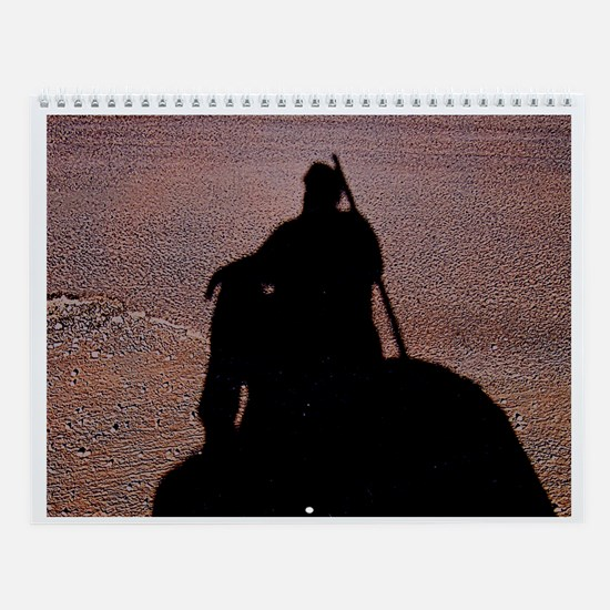 The Rock Prevails - Wall Calendar